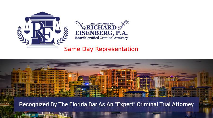 Richard Eisenberg, Board Certified Criminal Defense Expert Sarastoa